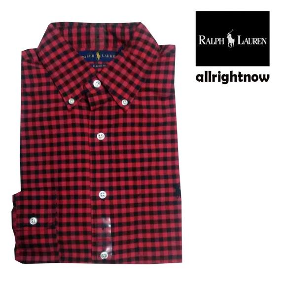 e530b649 Polo by Ralph Lauren Shirts | Polo Ralph Lauren Mens Nwt Checkered ...